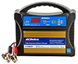 ACDelco I-7005T 40 Amp Battery Charger with Clamps