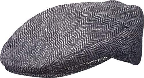 Dorfman Pacific Ivy Cap Wool Blend, Large, Grey (Dorfman Pacific Ivy)