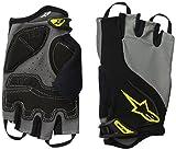 Alpinestars Pro-Light Short Finger Glove, X-Large, Black Gray Yellow