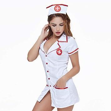 Sexual Cosplay Disfraces de Enfermeras Mujeres Lencería Sexy Para ...