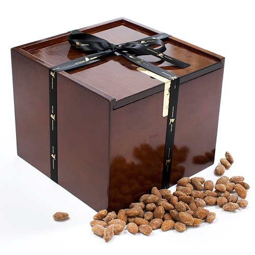 Squirrel Brand Creme Brulee Almonds product image