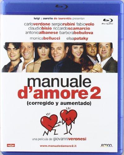 Manuale D'amore 2 (Blu-Ray) (Import Movie) (European Format - Zone B2) (2010) Varios