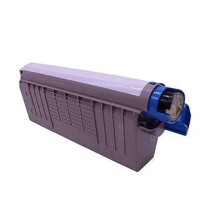 Impresora Consumible Compatible con OKIC810dn caja de polvo ...