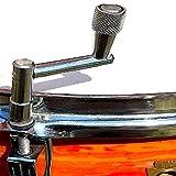 Rurah Metal Continuous Motion Drum Tuning Key
