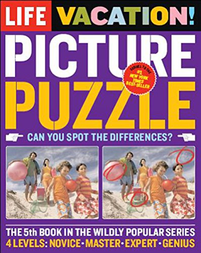 (Life: Picture Puzzle Vacation)