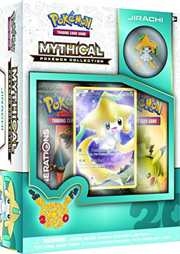 Pokémon TCG: Mythical Collection-Jirachi Card Game by Pokémon