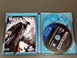 PS4 Watch Dogs Game with Collectible SteelBook and Original Game Soundtrack