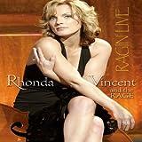 Rhonda Vincent And The Rage: Ragin' Live [DVD] [2005]
