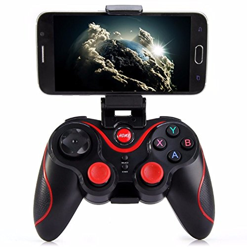T3 Smart Phone Game Controller Wireless Joystick Bluetooth 3.0 Android Gamepad Gaming Remote Control for phone PC Tablet