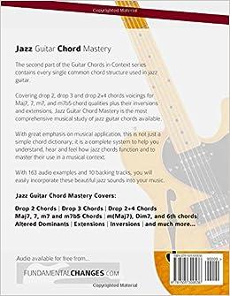 Jazz Guitar Chord Mastery (Guitar Chords in Context