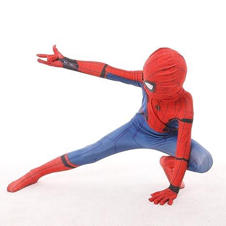 Hero-costume Traje De Spiderman Nino Adulto Disfraz Spiderman ...