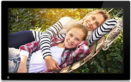 Nixplay Original 18.5 inch WiFi Cloud Digital Photo Frame. iPhone & Android App, Email, Facebook, Dropbox, Instagram, Picasa (W18A) by nixplay