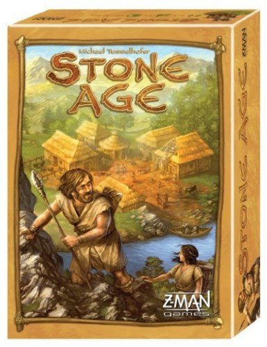 Stone Age by Z-Man Games