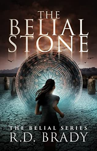 book cover of The Belial Stone
