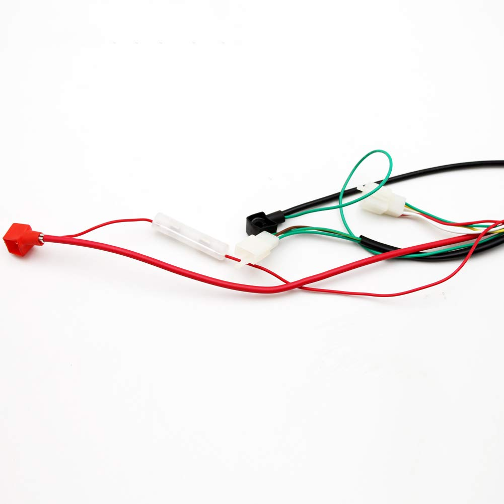 Jonway 250cc Scooter Wiring Harness - All Wiring Diagram on hand tool power supply wire harness, cannon plugs wire harness, factory wire harness, wiring harness,