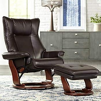 Amazon Com Flash Furniture Contemporary Brown Vintage
