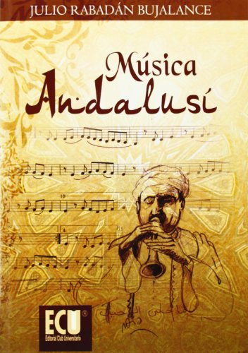 Descargar Libro Música Andalusí Julio Rabadán Bujalance