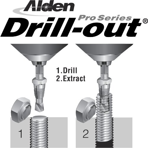 Alden 1007P 10 Piece Master Extractor Kit by Alden (Image #2)