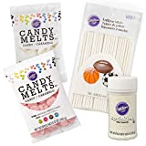 Wilton Pink-Themed Party Candy Melts Candy Kit, 4-Piece