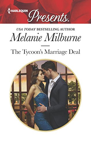 The Tycoon's Marriage Deal by Melanie Milburne