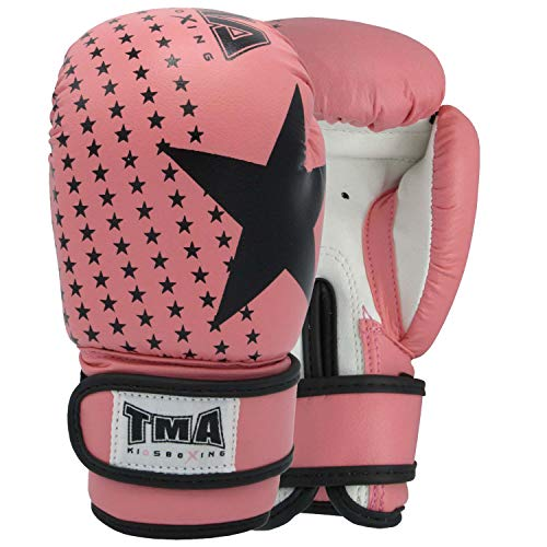 es Best for Kickboxing, Martial Arts, MMA, Muay Thai 2-oz (Pink) ()