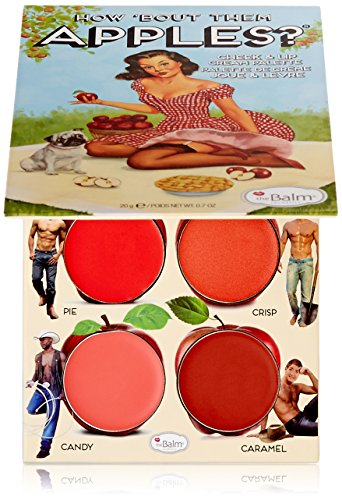 theBalm Apples Cheek Cream Palette