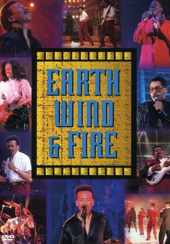 Earth Wind & Fire - Live by rhythm & blues