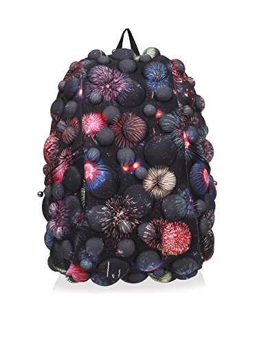 Price comparison product image MadPax Unisex Sparks After Dark Bubble Full Pack Multi Black Backpack