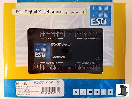 ECoSDetector Rückmeldemodul Erweiterung. 32 digitale Ausgänge 100mA f by SuSE Inc.