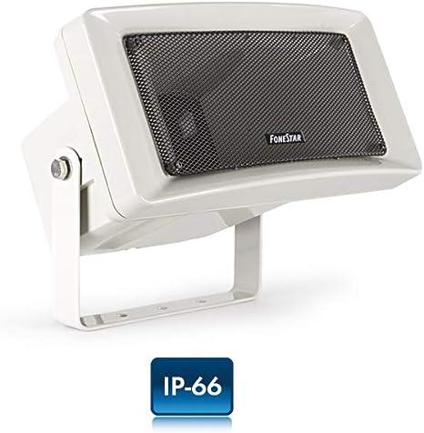 PROYECTOR DE SONIDO FONESTAR PF-30T 45W 100V IP66: Amazon.es ...