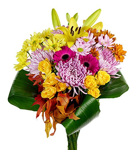 KaBloom Fall Collection: Bountiful Harvest Bouquet without Vase by KaBloom