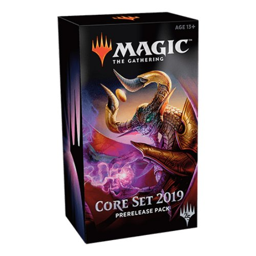 MtG Magic Core Set 2019 Pre-Release Kit [6 Booster Packs]