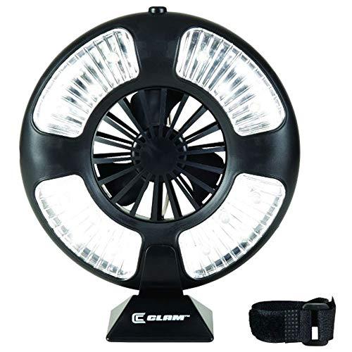 Clam 8429 LED Fan/Light, ()