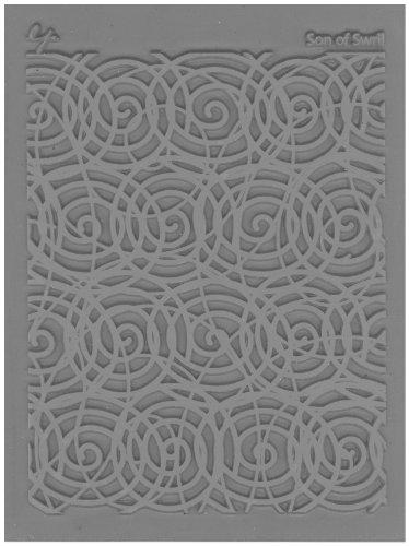 Lisa Pavelka 527233 Texture Stamp Son of Swirl by JHB International Inc