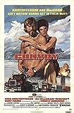 "Convoy 1978 Authentic 27"" x 41"" Original Movie Poster Very Fine Ernest Borgnine Drama U.S. One Sheet"