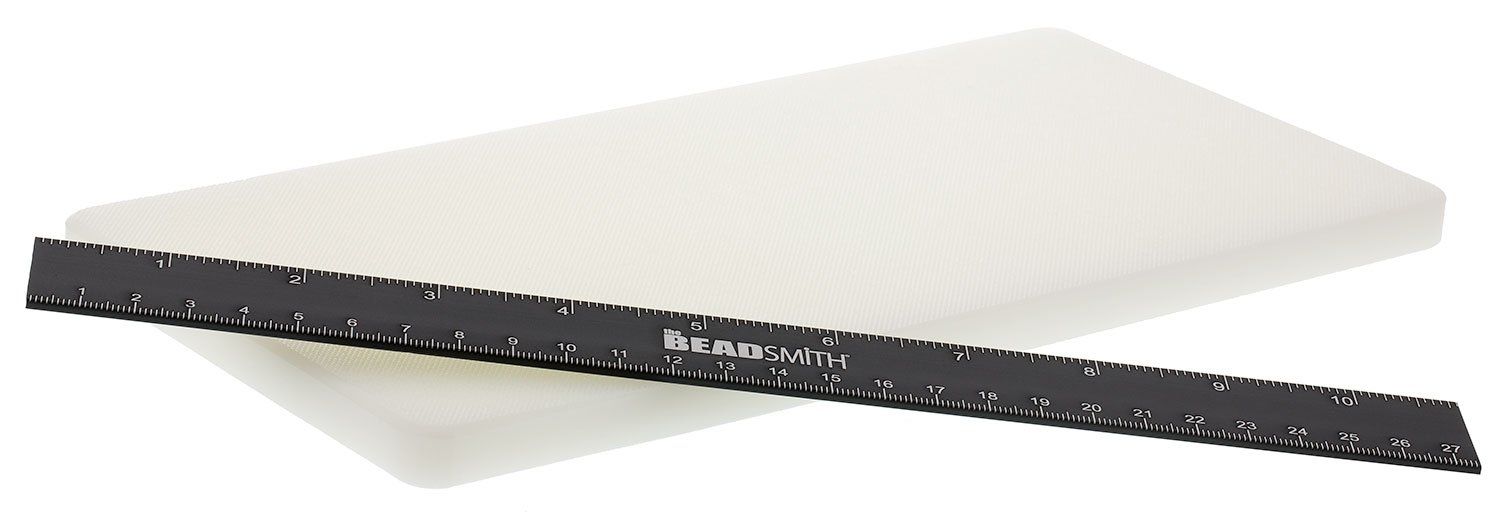 Punch Cut And Tool Board, W Ruler 270 X 130mm 10x5in. - CR1800 by Beadsmith