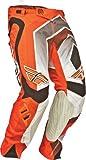 Fly Racing Evolution Vertigo Men's MX/Off-Road/Dirt Bike Motorcycle Pants - Green/Red/Black / Size 34