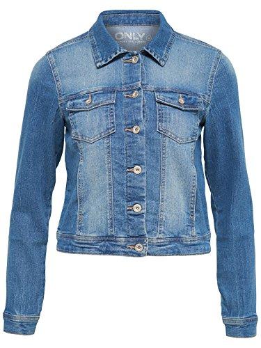 Westa Scuro Blu Pim4203 Onlnew Dnm Noos Giacca Only Det jacket Donna 67qxR