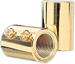 Quorum 6-044, Downrod Coupler, Toasted Sienna