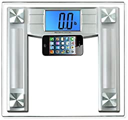 BalanceFrom High Accuracy Digital Bathroom Scale with 4.3\