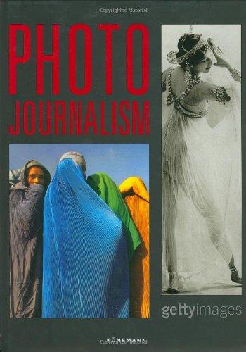 Photo Journalism (English, German and French Edition) Nick Yapp