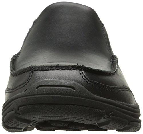 Slip Garton Negro On hombre Loafer messon Skechers twxWRvq7n