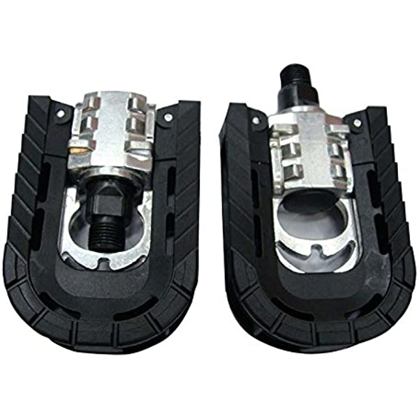 "New MKS FD-7 Alloy MTB Road City Bike Pedals 9//16/"" Flat Platform"