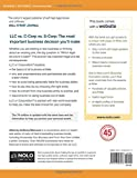 LLC or Corporation?: Choose the Right Form for Your Business