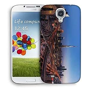 Snoogg Diseñador Teléfono Protector de la Cubierta del Caso para Samsung Galaxy S4