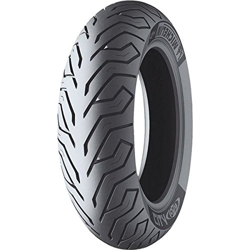 (Michelin 15423 City Grip Scooter Front Tire - 120/70-11, Position: Front, Rim Size: 11, Tire Size: 120/70-11, Tire Type: Scooter/Moped, Load Rating: 56, Speed Rating: L)