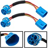 51%2BzKz3eZ L._AC_UL160_SR160160_ amazon com putco 239007hw 9007 100w premium heavy duty putco h4 / 9003 heavy duty headlight upgrade wiring harness at fashall.co