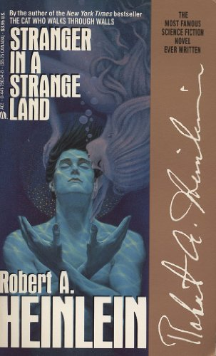 Stranger in a Strange Land (Remembering Tomorrow) by [Heinlein, Robert A.]