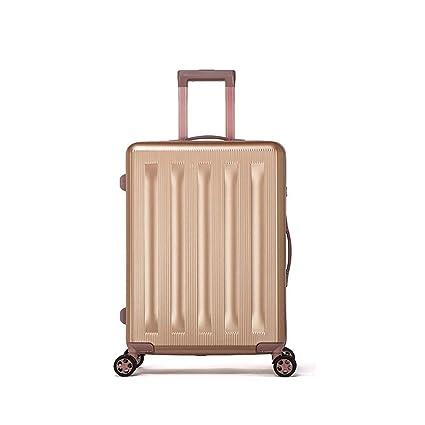 Color : D, Size : 332556cm 20//24 Inch Unisex Trolley Case Suitcase Luggage Boarding Case Caster Travel Bag Hard Case Men Women Holiday Business Qzny Suitcase