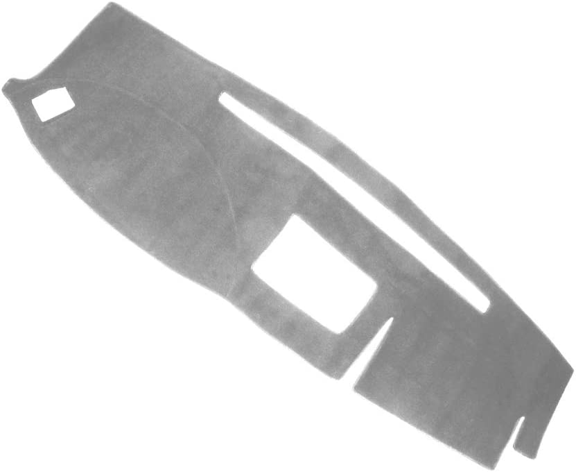 Anti-Glare JIAKANUO Dash Cover Fit for Toyota Tundra 2007-2013,Dashboard Mat Sunshield Protector Pad Non-Slip,Extra Thick Black MR-065